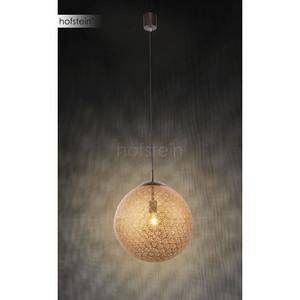 Paul neuhaus Suspension LED E27 EEC: selon lampoule (A++ - E) 60 W GRETA 2421-48 rouille, or