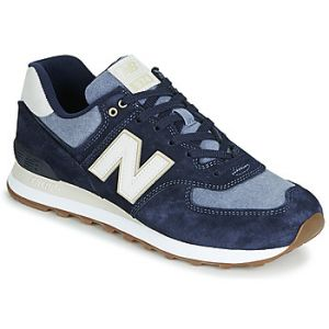 New Balance Baskets basses 574 - bleu - Taille 40,42,43,44,45,40 1/2,42 1/2,46 1/2,41 1/2,44 1/2,45 1/2,47 1/2,39 1/2