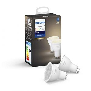 Philips Hue White GU10 Bluetooth x 2