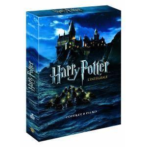 Coffret Harry Potter intégrale des 8 films