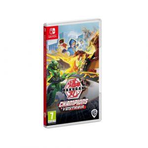 BAKUGAN : Champions de Vestroia (Nintendo Switch) [Switch]