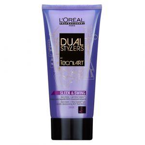 L'Oréal Tecni.Art Dual Stylers Sleek & Swing - Duo crème + gel
