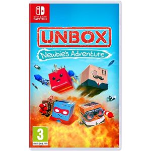 Unbox Newbie's Aventure [Switch]