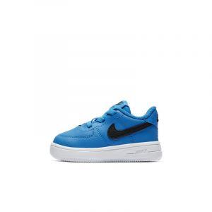 Nike Chaussure Force 1'18 pour Bébé et Petit enfant - Bleu - Taille 23.5