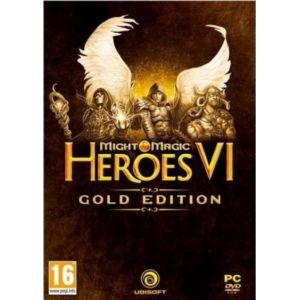Might & Magic Heroes VI Gold Edition [PC]