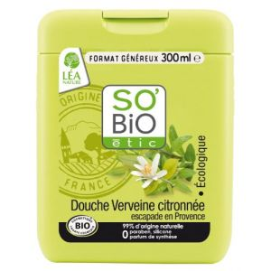 So'Bio Étic Douche Verveine Citronnée escapade en Provence