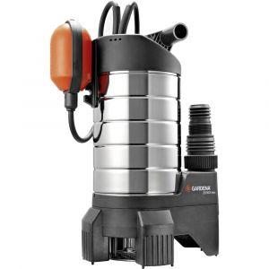 Gardena 01802-61 Pompe submersible pour eaux chargées 20000 l/h 11 m