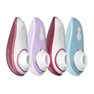 Womanizer Stimulateur Liberty - Couleur : Violet parme