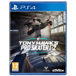 Tony Hawk's Pro Skater 1+2 [PS4]