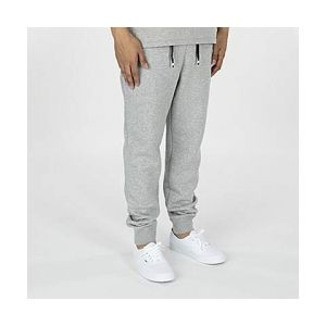 Nike M NSW AIR PANT FLC Pantalon Homme Dk Grey Heather/Black FR (Taille Fabricant : XL)