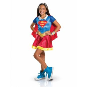 Rubie's Déguisement Supergirl DC Super Héros Girls