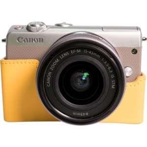 Canon EOS M100 (avec objectif 15-45mm)