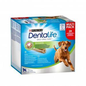 Purina DENTALIFE Bâtonnet à mâcher Maxi MultiPack - Pour chien adulte de grande taille - 994 g