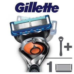 Gillette Mach3 Turbo - Rasoir et 2 recharges