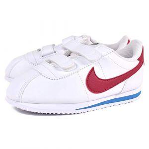 Nike Chaussure Cortez Basic SL pour Bébé/Petit enfant - Blanc - Taille 25 - Unisex