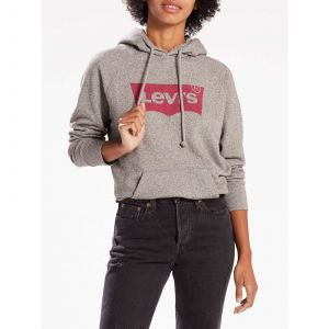 Levi's Graphic Sport Hoodie housemark grey (359460003)
