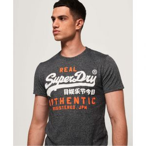 Superdry Vintage Authentic Duo, T-shirt pour hommes