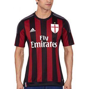 Adidas S11836 T-Shirt Homme Noir/Rouge/Blanc FR : L (Taille Fabricant : L)