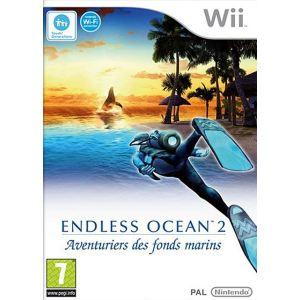 Endless Ocean 2 : Aventuriers des Fonds Marins [Wii]