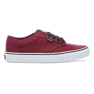 Vans Chaussures Atwood (oxblood/white) Homme Rouge, Taille 46
