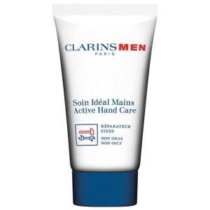 Clarins Men - Soin idéal mains réparateur non gras