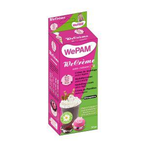 WePAM Crème de modelage WeCrème 30 g Rose dragée