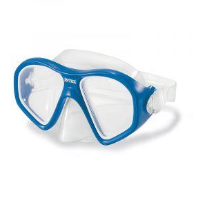 Intex Masque de plongée Reef Rider Bleu