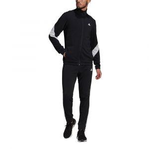 Adidas Survêtement Cotton TS Noir - Taille S