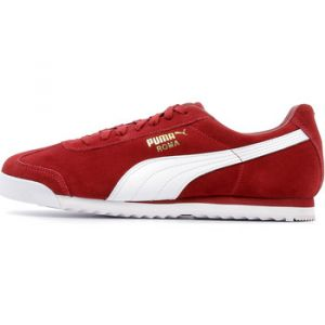 Puma Chaussures Roma Suede rouge - Taille 36,38