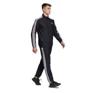 Adidas MTS 3S WV Survêtement Homme, Noir, FR (Taille Fabricant : XL)