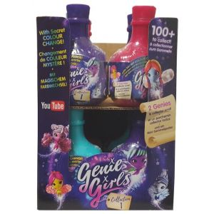 Vivid Genie Girls Set de 2 figurines + fiole magique