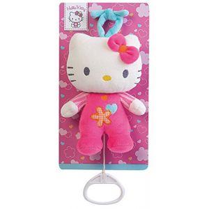 Jemini Peluche musicale Hello Kitty Baby Tonic