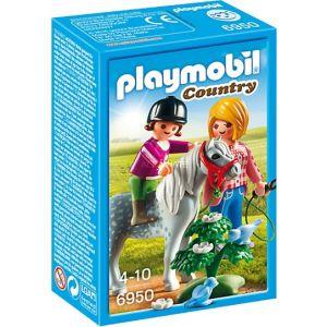 Playmobil 6950 - Promenade à Poney