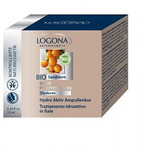 Logona Cure 10 Ampoules Age Protection