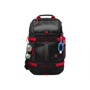 HP Odyssey - Sac à dos pour ordinateur portable - 15.6 - noir, rouge - pour 14; Chromebook 11; Envy 13; Pavilion 14; Pavilion x360; Spectre x2; x360; Stream 11, 14