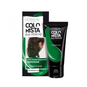 L'Oréal Paris Colorista Hair Makeup pour Brunettes #Green Hair 30ml