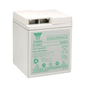 Yuasa Batterie plomb étanche EN80-6 6v 80ah