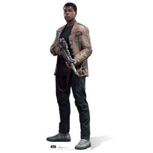 Figurine géante en carton Finn Star Wars