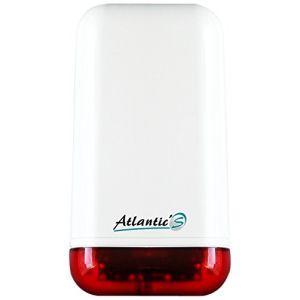 Atlantic's Sirène sans fil autonome intérieur extérieur MD 329R