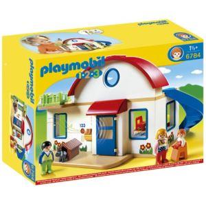 Playmobil 6784 - 1.2.3 : Maison de campagne