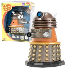 Underground Toys Figurine Doctor Who Mr Patate Dalek