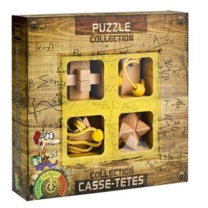 Eureka Puzzle Collection casse-têtes bois Expert