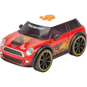ToyState Road Rippers Dancing Car : Mini Cooper S rouge