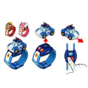Ouaps Robocar Poli bracelet radiocommandé (assortiment)