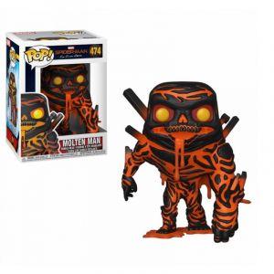Funko Figurine Pop! L'Homme de Métal - Spider-Man Far From Home - Marvel