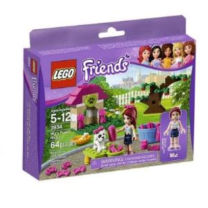 Lego 3934 - Friends : Le Chiot de Mia