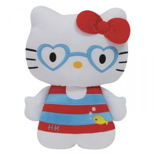 Jemini Peluche Hello Kitty Câlin Plage 40 cm