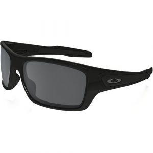 Oakley OO9263-03 Turnbine Lunettes de soleil Noir Poli