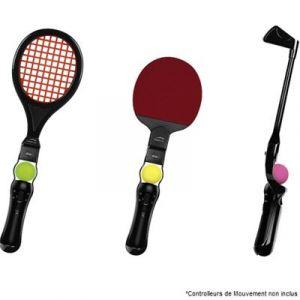 Image de Speed Link PS3 Move Sport Pack - 3-en-1 - Golf + Tennis + Tennis de Table