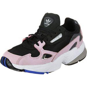 adidas rose et noir femme